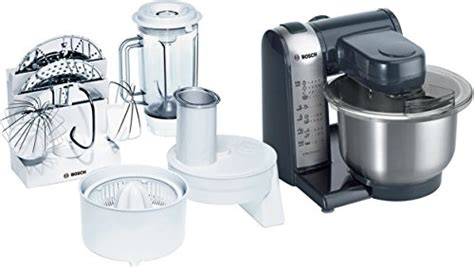 Mixer Bosch Second bosch mum46a1 food mixer anthracite silver finish at shop