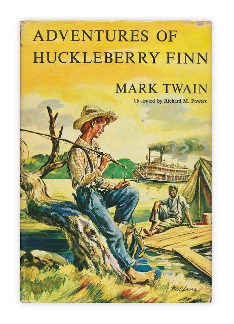 racial themes in huckleberry finn adventures of huckleberry finn by mark twain books worth