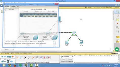 Cara Membuat Jaringan Lan Topologi Star | cara membuat topologi star dengan cisco packet tracer