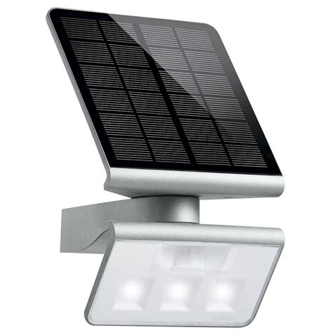 led licht vidaxl nl steinel sensor led licht xsolar ls silver