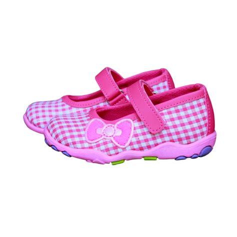 Sepatu Safety Anak Muda jual kipper type sepatu anak perempuan merah muda harga kualitas terjamin