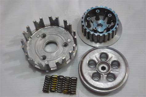 Spare Part Rx King Rxz Rxs 135cc sys racing clutch housing set 5 yamaha rxz 135 rx king clutch plates motorcycles