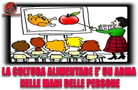 l educazione alimentare nelle scuole