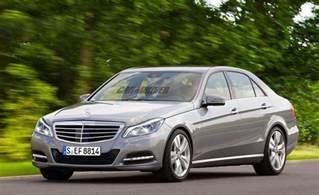Mercedes E Class 2014 Nancys Car Designs 2014 Mercedes E Class