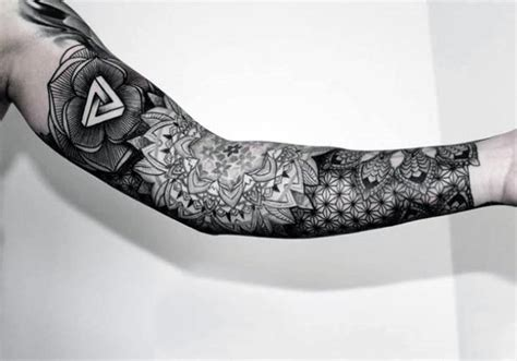 black and white tattoo sleeves floral black sleeve gotattooideas