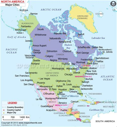 us map with populated cities america cities and capitals map cultural