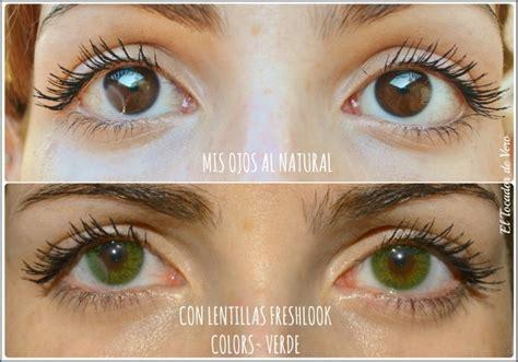 imagenes ojos grises lentillas verdes para ojos marrones el tocador de vero