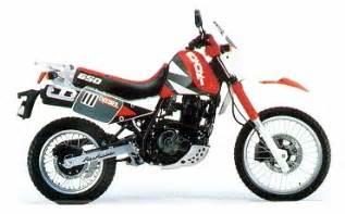 Suzuki Dr Series Suzuki Dr650 Model History