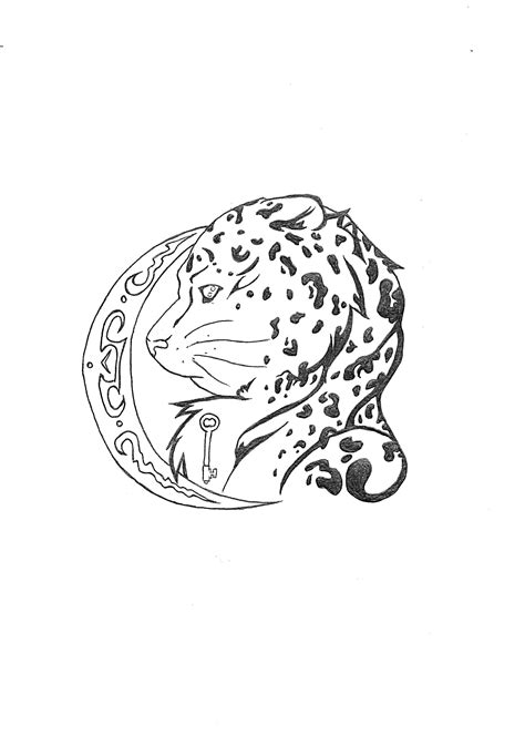 tribal leopard tattoo designs leopard images designs
