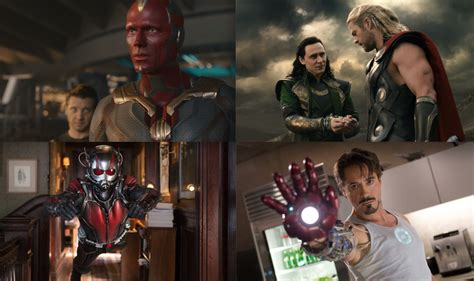 best marvel movies the best of marvel studios ranking the mcu