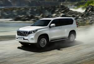 Car Rental Dubai Prado Toyota Land Cruiser Prado 4 0l Basic Tx Auto From Dubai