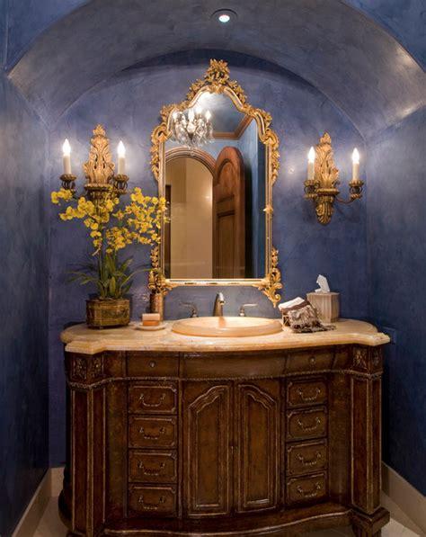 15 luxury powder room designs
