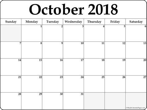 October 2018 Free Printable Blank Calendar Collection Printable Blank 2018 Employee Time Calendar Sheet 11 215 17 Free Calendar Template