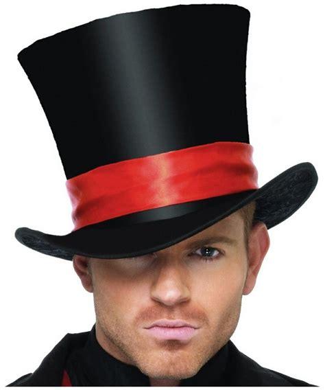 top hat velvet top hat hat deluxe at costumes