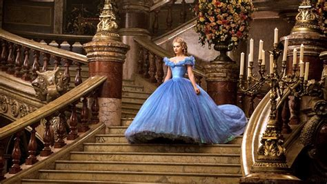 Talking Cinderella with Stars Lily James & Richard Madden and Director Kenneth Branagh   D23