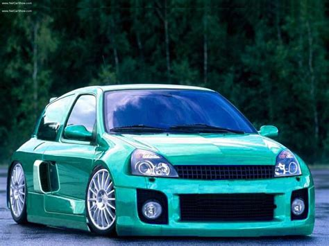 renault clio v6 modified modified renault clio v6 renaultsport phase 2 carros