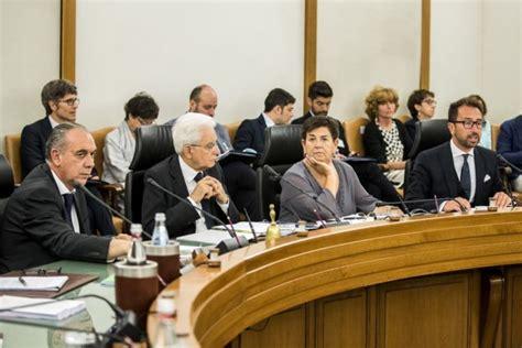 consiglio supremo della magistratura elezioni csm il ministro bonafede via le toghe rosse