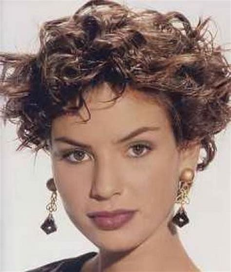 hairstyles for short curly layered hair at the awkward stage layered short curly hairstyles