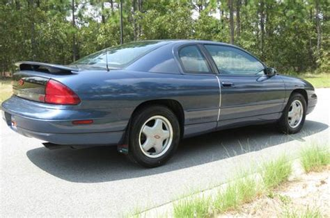 auto air conditioning repair 1996 chevrolet monte carlo navigation system purchase used 1996 chevrolet monte carlo z34 coupe 2 door 3 4l in columbia south carolina