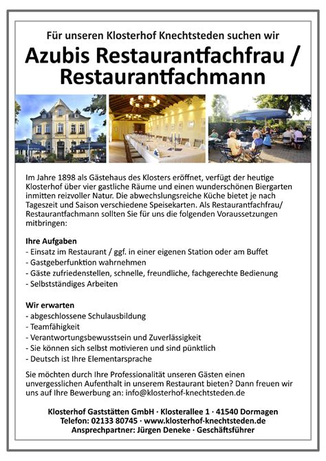 Bewerbungbchreiben Ausbildung Restaurantfachmann Muster 4 X Arbeitszeugnis Restaurantfachmann Restaurantfachfrau Mit Kostenlosen Bewerbungsmustern