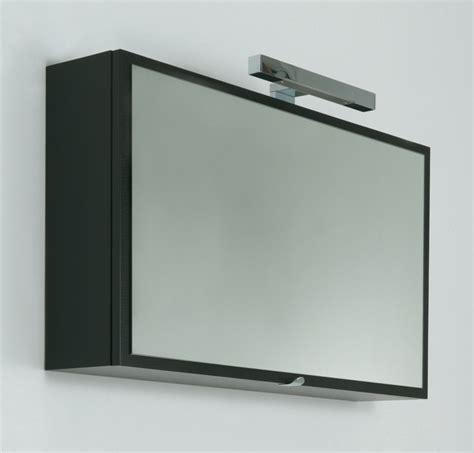 specchio bagno contenitore specchio contenitore 80x50 cm