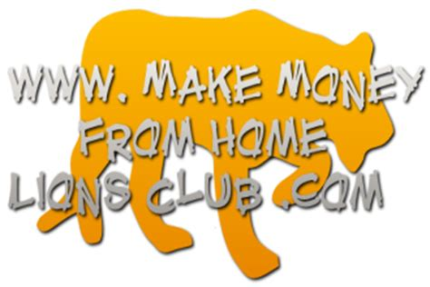 Make Money Online Lions Club - how to become a ticket broker