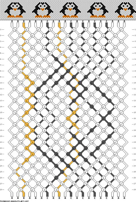 net pattern bracelet instructions 1057 friendship bracelets net