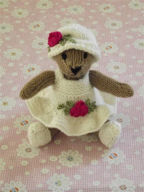 how to knit a teddy 1000 images about knitted teddy bears on toys