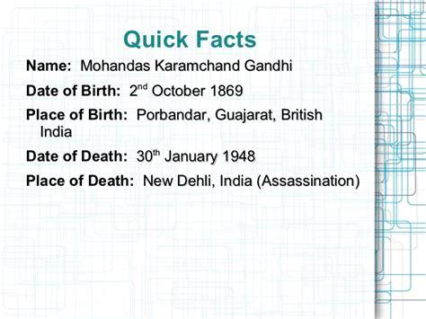 biography of mahatma gandhi for school project mahatma gandhi