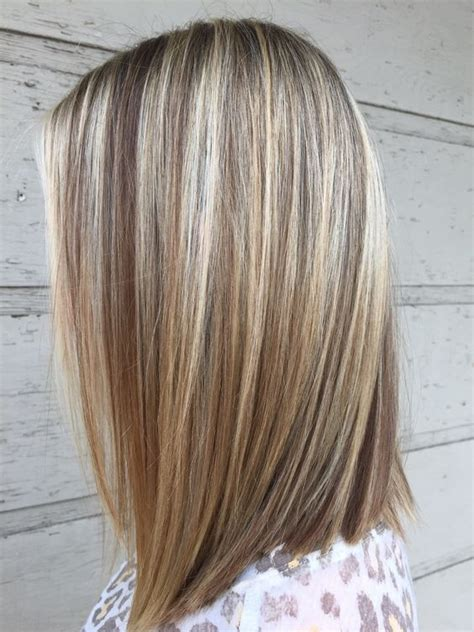 pics of highlights and lowlights highlights and lowlights blondes pinterest bobs
