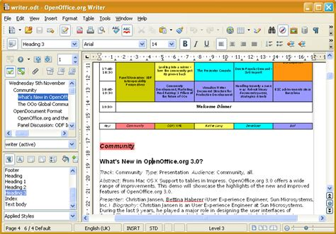 Open Office Writer by Open Office Writer Why Pay For Microsoft Word When Open