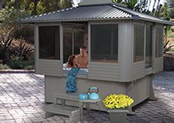 spa gazebos tub enclosures tiny houses kits for sale