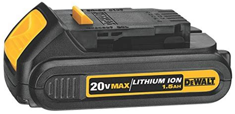 dewalt dcb  ah  volt lithium ion compact battery farm garden superstore