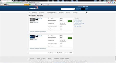 credit one capital one cli is this normal myfico 174 forums 4053887