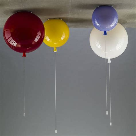 balloon light balloon ceiling light by moncrieff blinds 2go