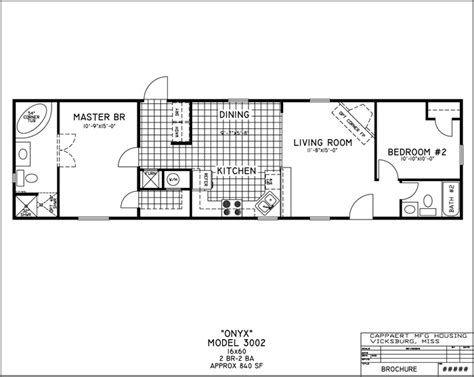 fleetwood mobile home floor plans bestofhouse net 5075