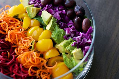 Eat Detox Food Color by Born2fly Academy Eat The Rainbow