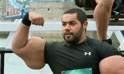 worlds biggest biceps m f s challenge to guinness largest biceps world record