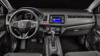 Hrv Interior 2015 Honda Hrv Interior Car Interior Design