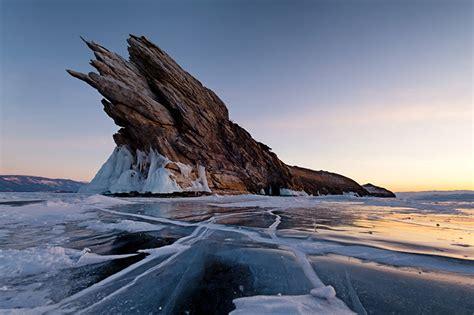 Yellow Walls by Lake Baikal Siberia Nordic Vision Photo Tours