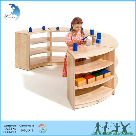 high quality educational montessori furniture school