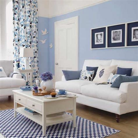 Blue Living Room by Falls Design I M Loving Pale Blue Living Rooms