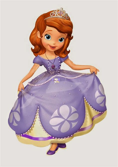 Princess Sofia the First Free Printable Kit.   Oh My Fiesta! in english