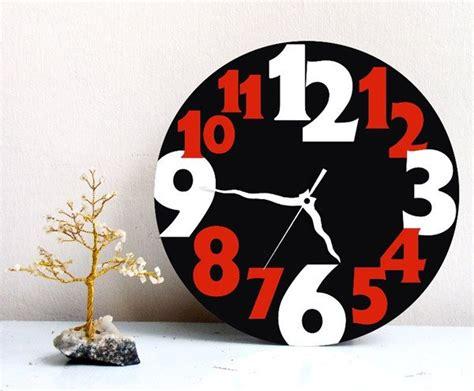Jam Dinding Standard White 15 modern wall clock designs for wall decor home