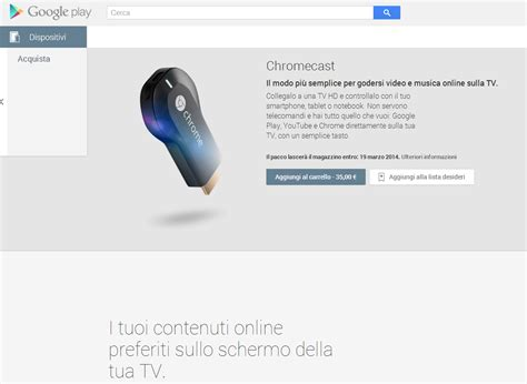 Play Store Keeps Popping Up Chromecast Goes Live In Play Store For 11 Countries With