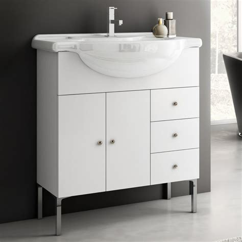 32 inch bathroom vanity cabinet modern 32 inch london vanity set with ceramic sink