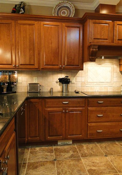 Kitchen With Mosaic Backsplash by Ceramic Kitchen Backsplash Tile Ideas Decosee Com