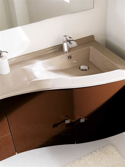 Modern Vanity Tops delta by ambiance bain modern vanity tops and side splashes other metro by ambiance bain