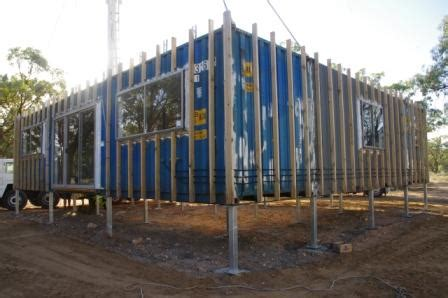 How To Build A House With Shipping Containers   Prefabbed