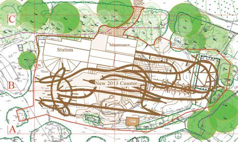 Floor Plan Blueprints plans towersstreet your premier alton towers guide